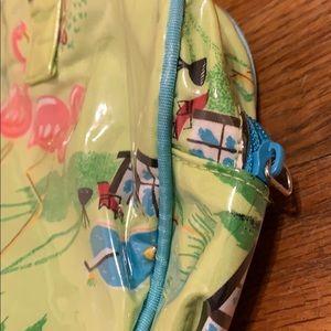 Nick & Nora Bags - Nick & Nora flamingo bag set